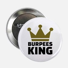 """Burpees king 2.25"""" Button (10 pack)"""