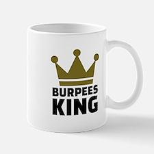 Burpees king Mug