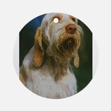 spinone italiano Round Ornament