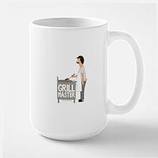 Bob's Burgers Grill Master Large Mug
