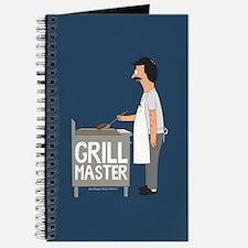 Bob's Burgers Grill Master Journal