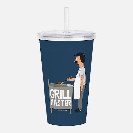 Bob's Burgers Grill Ma Acrylic Double-wall Tumbler