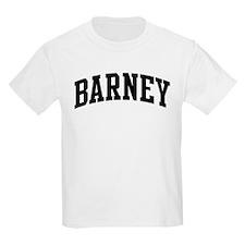BARNEY (curve) T-Shirt