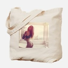 Lexi Lily Modeling Merchandise Tote Bag