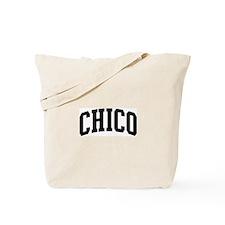 CHICO (curve) Tote Bag