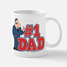 American Dad #1 Dad Mug