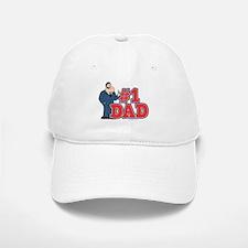 American Dad #1 Dad Baseball Baseball Cap