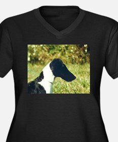 smooth fox terrier Plus Size T-Shirt