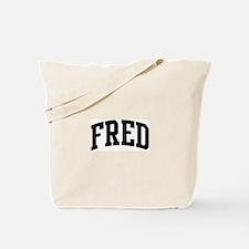 FRED (curve) Tote Bag