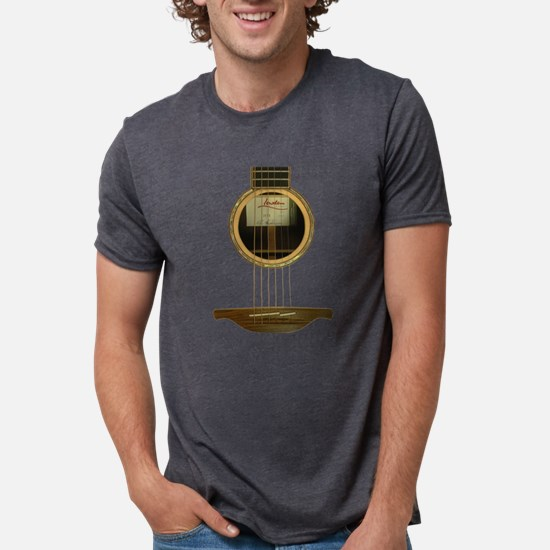 Irish Acoustic Guitar T-Shirt