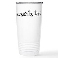 Unique Dj Travel Mug