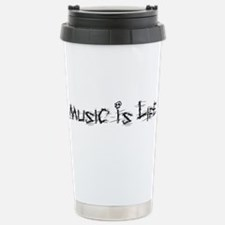 Unique Deejay Travel Mug