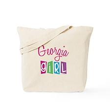 GEORGIA GIRL! Tote Bag