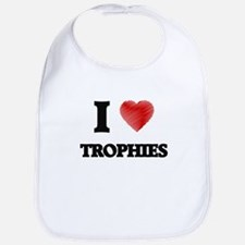 I love Trophies Bib