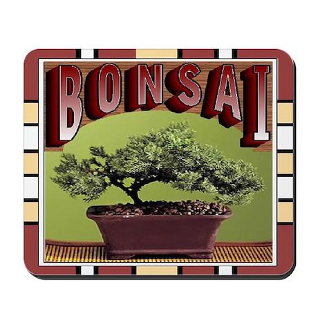 Bonsai Shirts Mousepad