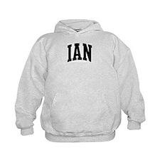 IAN (curve) Hoodie