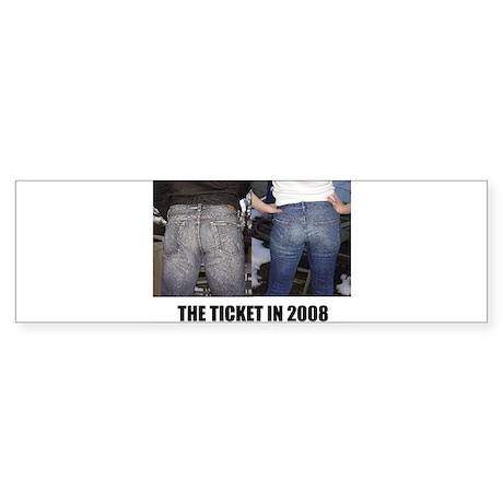 2008 Bumper Sticker