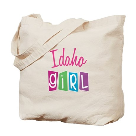 IDAHO GIRL! Tote Bag
