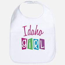IDAHO GIRL! Bib