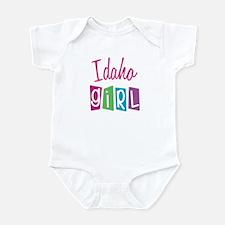 IDAHO GIRL! Infant Bodysuit