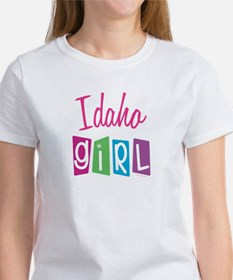 IDAHO GIRL! Tee