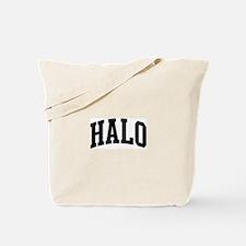 HALO (curve) Tote Bag
