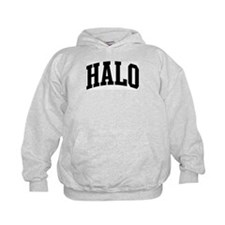 HALO (curve) Hoodie
