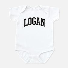 LOGAN (curve) Infant Bodysuit