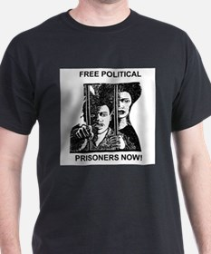 Free Political Prisoners Now! T-Shirt