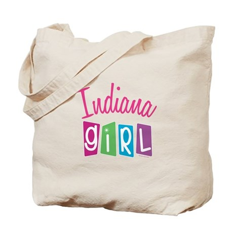 INDIANA GIRL! Tote Bag