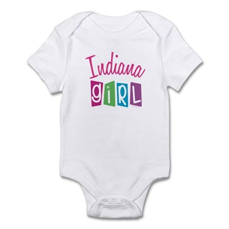 INDIANA GIRL! Infant Bodysuit