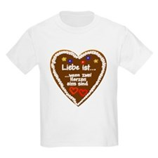 Liebe ist... 1 T-Shirt