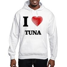 I love Tuna Hoodie