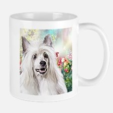 Chinese Crested Painting Mugs