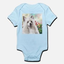Chinese Crested Painting Body Suit
