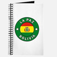 La Paz Bolivia Journal