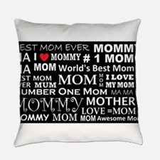 Cute 1st mothers day Everyday Pillow