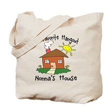 Favorite Hangout Nonna's House Tote Bag