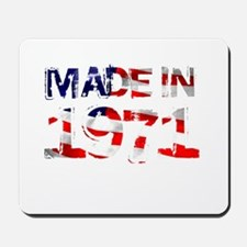 Made In USA 1971 Mousepad