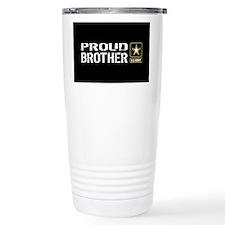 U.S. Army: Proud Brothe Travel Mug