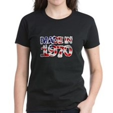 Made In USA 1970 Tee