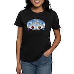 Bomb Diggity Christmas Women's Violet T-Shirt