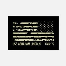 USS Abraham Lincoln Magnets