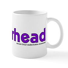 Zipperhead Mug