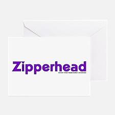 Zipperhead Greeting Cards (Pk of 10)