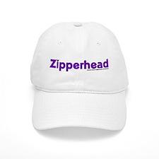 Zipperhead Baseball Cap
