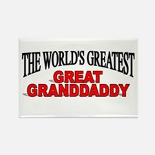 """The World's Greatest Great Granddaddy"" Rectangle"