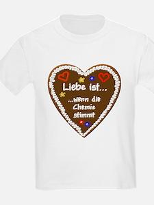 Liebe ist... 3 T-Shirt