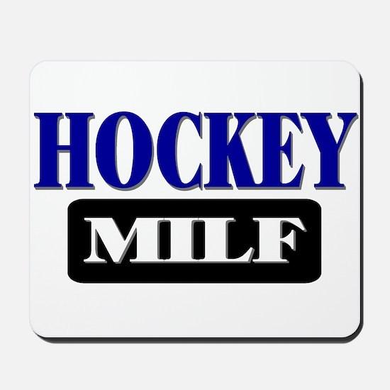 Hockey Mom IV Mousepad