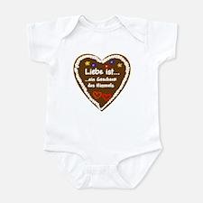 Liebe ist... 5 Infant Bodysuit